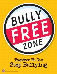 BullyFreeZone-POSTER