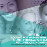 We are looking for Amazing Women to feature!