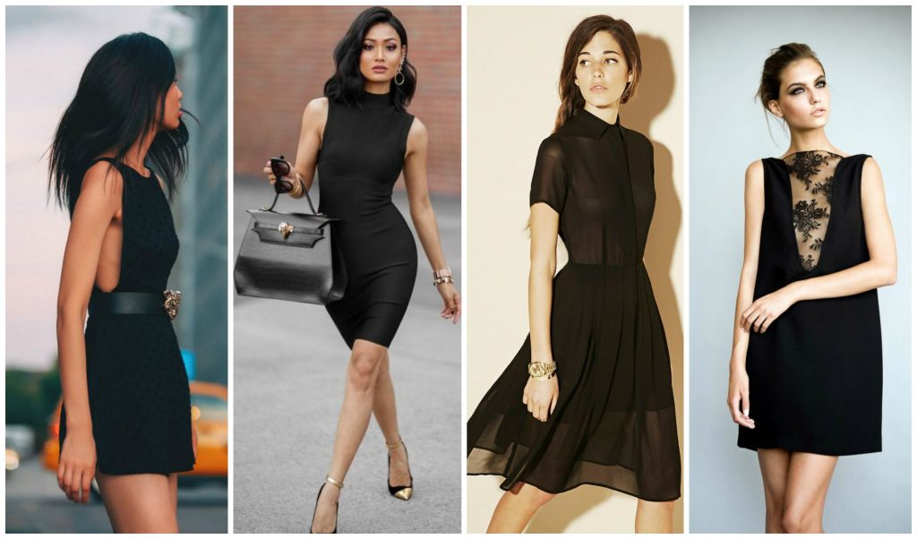 Up-to-the-Minute Formal Dress Cuts
